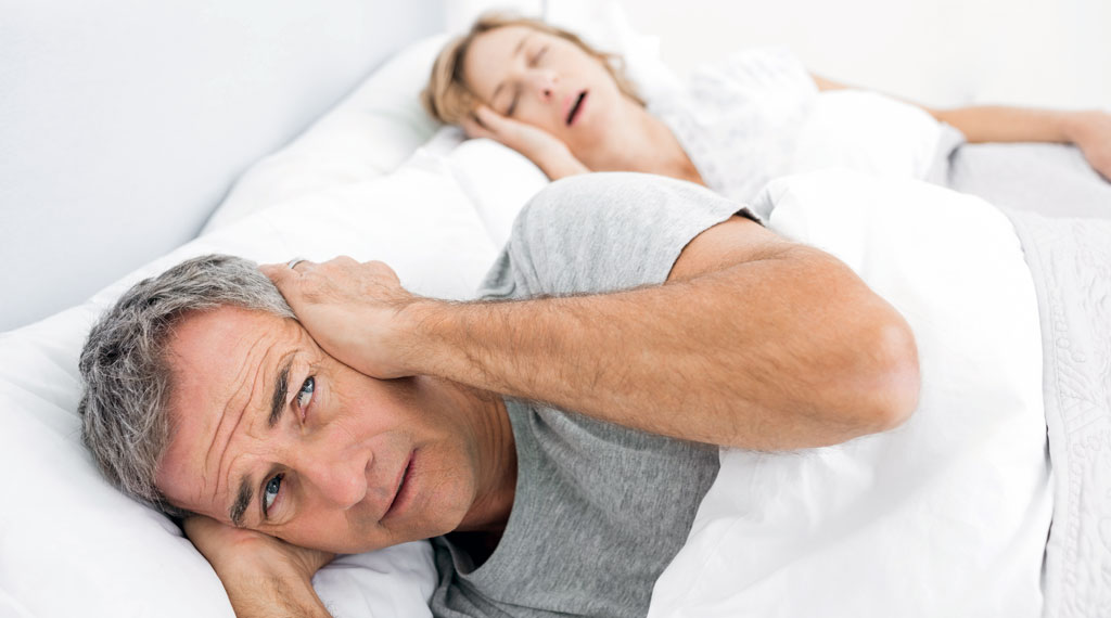 Woman Needs Laser Treatment for Snoring from Hillsboro Dental Excellence