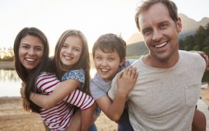 Happy Family Visits Hillsboro Dental Excellence for Family Dentistry Services